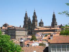 Santiago de Compostela. C *** Plaza de Praterias