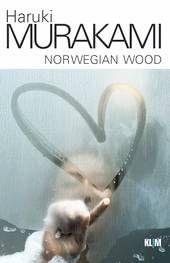 Norwegian Wood: Haruki Murakami by Bogrobotten Books To Read, My Books, Reading Books, Norwegian Wood, Haruki Murakami, Boeing 747, Book Cover Art, Vintage Books, Great Books