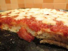 Pizza ad alta idratazione con licoli