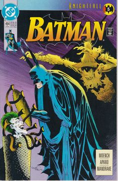 Flat Rate Combined Shipping! Batman # 500 Regular Cover DC, 1993, VF // NM