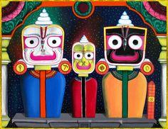 Jai Jagannath, Jai Baladeva, Jai Subhadra