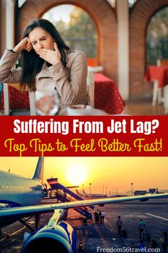 Do you know how to get over jet lag fast? Learn the best kept tips, hacks, secrets and remedies of travelers to cure your jet lag now! #tips #hacks #remedies #symptoms #howtogetover #prevent #jetlagcures Packing Tips For Travel, Travel Advice, Travel Guides, Travel Hacks, Budget Travel, Europe Packing, Traveling Europe, Backpacking Europe, Packing Lists