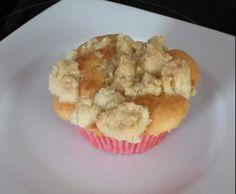Apfel-Muffins mit Knusper-Zimt-Streusel von WonneK auf www.rezeptwelt.de, der Thermomix ® Community