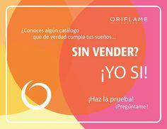 Oriflame es más que una venta por catálogo.  Afílite gratis a Oriflame de Costa Rica y crea tu propia red de mercado multinivel.