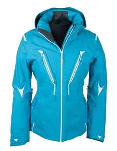 Helyos Jacket - Women | Obermeyer Ski Wear