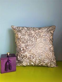 Indian Cotton Rug Impression Numérique Coussin Couverture Lit Oreiller Canapé Sham Home Decor