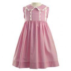 Scalloped Dress -Rachel Riley