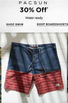 16a73d9f29 30% Off on Men's Swim Trunks, Boardshorts Pacsun Coupons, Buy One Get One