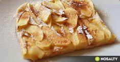 Almás tepsis palacsinta recept képpel. Hozzávalók és az elkészítés részletes leírása. Az almás tepsis palacsinta elkészítési ideje: 30 perc Waffles, Pancakes, Eat Dessert First, Apple Pie, My Recipes, Tiramisu, Biscotti, Food Porn, Food And Drink