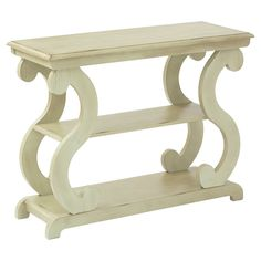 Office Star OSP Home Furnishings Ashland Console Table Products Unique Home Decor, Home Decor Items, Sofa Tables, Dining Table, Console Tables, Office Star, Grey Office, Scroll Design, Living Room Furniture