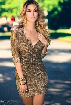 Fenomenales vestidos de fiesta elegantes | Moda 2014