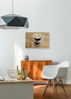 Shades Of Orange Abstract - Deb Oppermann - Canvas Artwork Coffee Wall Art, Coffee Mugs, Ikea, Cafe Art, Mug Printing, White Tulips, Beautiful Morning, Little Flowers, Floating Frame