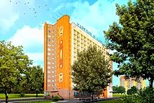 Karelia Business Hotel in St. Petersburg