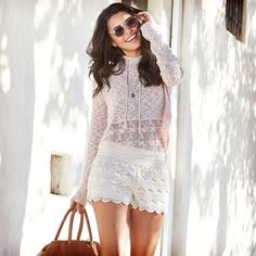 Texture from top to bottom #lace #crochet #lovely