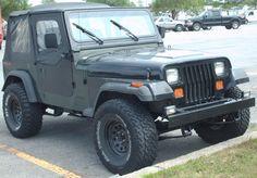 "Jeep Wrangler YJ - ""MacGyver"""