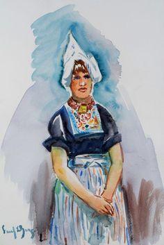 Freek van den Berg (Amsterdam 1918 - Veessen 2000) behoort tot de groep Fauvisten en was een van de laatste Nederlandse schilders die op deze expressieve en kleurrijke wijze werkte. Zijn oeuvre omvat een halve eeuw van uiteenlopende voorstellingen, van stadsgezichten en landschappen maar ...