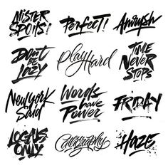 My Dirty mix of tags Questions about designing a logo,lettering ,write me an mail Graffiti Lettering Fonts, Tattoo Lettering Fonts, Lettering Styles, Typography Letters, Typography Logo, Lettering Design, Handwritten Typography, Logos, Tattoo Name Fonts