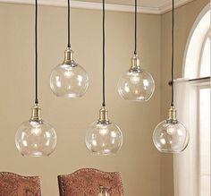 Bradlee 5-Light Globe Pendant