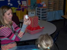 Science experiment with Humpty Dumpty: Mrs. Kelly's Kindergarten