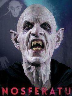 Men in Suits' Douglas Jones as Count Orlock in the Nosferatu remix (makeup subject to change)