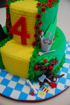 Wizard Of Oz Birthday Party Ideas Gorgeous Cakes Wizard Of Oz