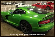 Viper Super car photo by Quarter Mile Muscle Inc. When your sports car needs a little more custom touch. Contact us www.quartermilemuscle.com #Viper #Supercar