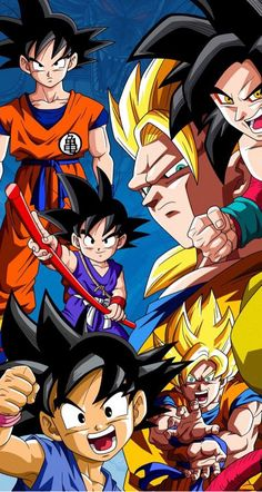 DRAGON BALL Dragon Ball Z Dragon Ball Super by Rai #318672340 | i.ntere.st