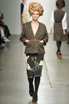 A Détacher Fall 2015 Ready-to-Wear - Collection - Gallery - Style.com