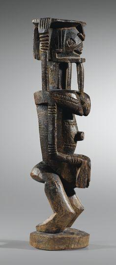 Statue, Dogon, Mali | lot | Sotheby's