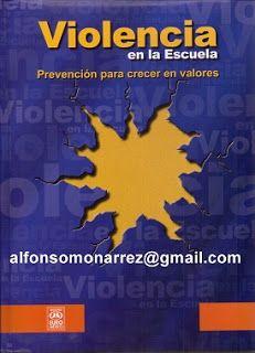 LIBROS: VIOLENCIA EN LA ESCUELA