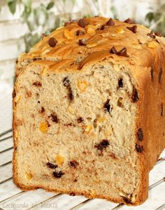 Discover recipes, home ideas, style inspiration and other ideas to try. Gourmet Recipes, Sweet Recipes, Dessert Recipes, Bread Maker Recipes, Our Daily Bread, Pan Bread, Croissants, Sweet Bread, Cookies
