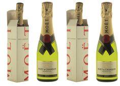 Little bottles of champagne goodness
