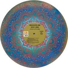 Quincy Jones Smackwater Jack record mandala