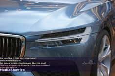 Volvo at Frankfurt Motor Show 2013