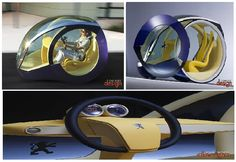 Creative Car Body Design - Interesting Creative Designs | IcreativeD