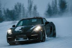 Porsche 718 Boxster/Cayman - l'effeuillage continue