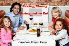 3 Ways to Save Money Going out to Eat