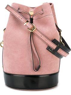 Shoppen Kenzo 'Kanvas' bucket shoulder bag von O' aus den weltbesten Boutiquen bei farfetch.com/de. In 300 Boutiquen an einer Adresse shoppen.