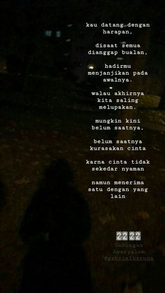 Datang membawa harapan pergi meninggalkan luka  #quotes #poem Sad Quotes, Inspirational Quotes, Self Reminder, Quotes Indonesia, Captions, My Life, Poems, Wattpad, Random