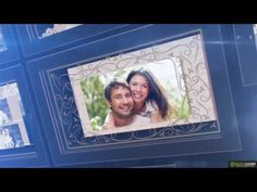 After Effects Template | Wedding Scrapbook Album | Royalty Free Video