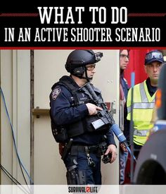 Active Shooter: Why and How to Protect Yourself | #Survival…
