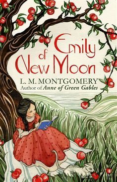 Emily of New Moon: L. Montgomery I may just love Emily more than Anne of Green Gables. I Love Books, Good Books, Books To Read, My Books, Spell Books, New Moon Book, Book 1, The Book, Emily Of New Moon
