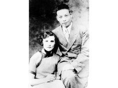 Chiang Ching-kuo and Faina Ipat'evna Vakhreva