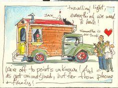 Artists' Journal Workshop: A lifesaver of a fantasy journal!...Kate Johnson