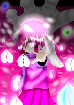 Glitchtale betty by celineline0 on DeviantArt