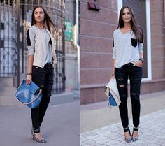 Let's trade wardrobes and call it even (36 photos) – theBERRY