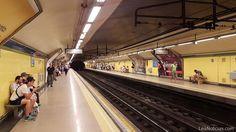 Así se ganan la vida los músicos venezolanos en el Metro de Madrid - http://www.leanoticias.com/2017/07/12/musicos-venezolanos-metro-de-madrid/