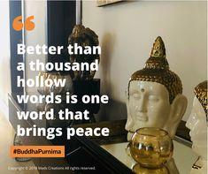 f we destroy something around us, we destroy ourselves. - Buddha.  In Interiors, we are constantly building new and renovating the old spaces. At MADS Creations we always an emphasis on mingling the ancient elements with the new ones to restore the commitments. We intend to remain faithful to the original materials and atmosphere.  #Buddhapurnima #interiordesign #homedecor #madscreations