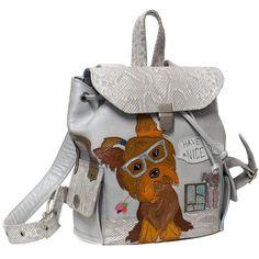 backpack Yorkshire Terrier от KURGUZOVA на Etsy