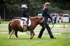 kinderen kids paardrijden